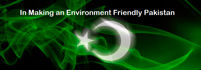 Vision for a Greener Pakistan