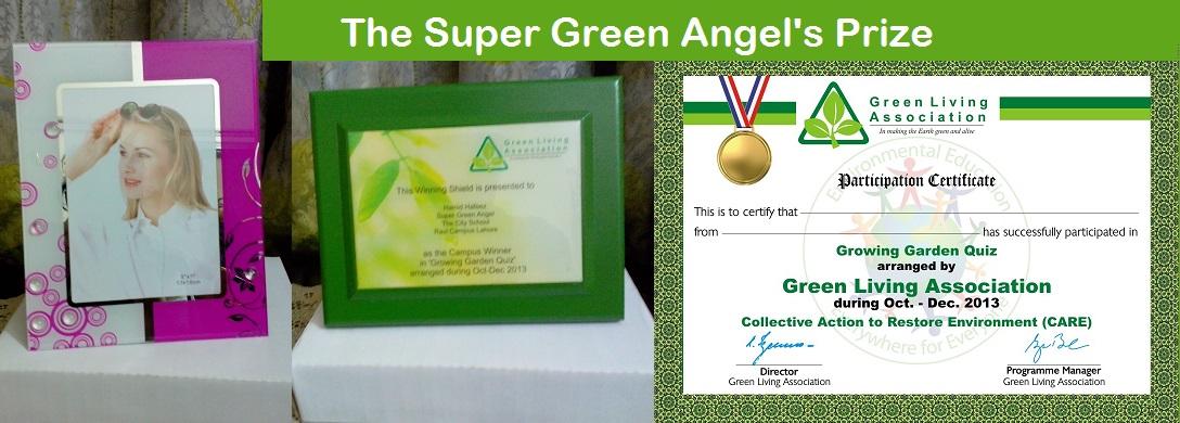 SGA Prize