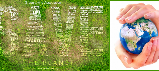40 Ways to Help our Planet