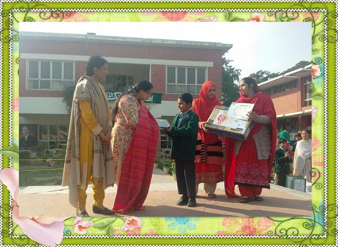 19. Husnain Azam Cheema Garrison Academy Jr Sarwar Shaheed Lhr