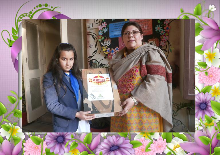 3. Sameera Shahzad BSS Primary Bch RWP