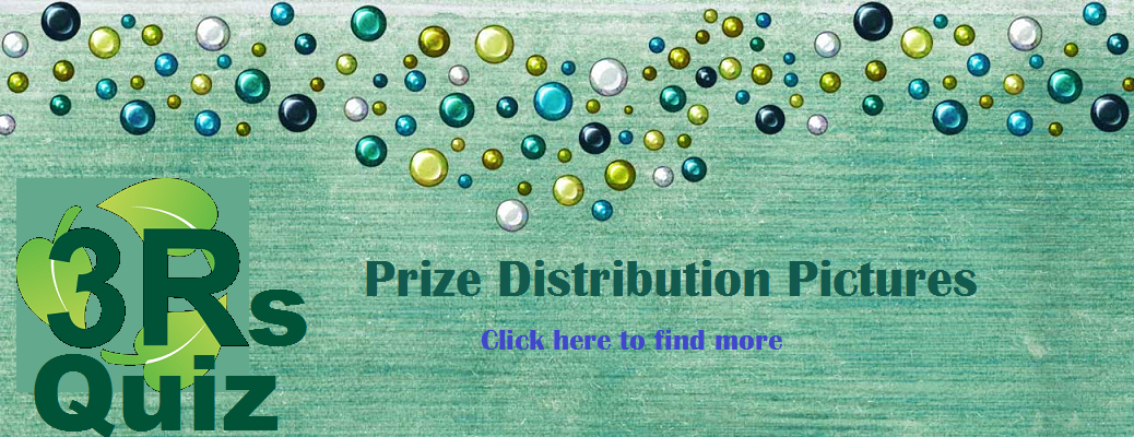 3R's Campus Quiz – Prize Distribution