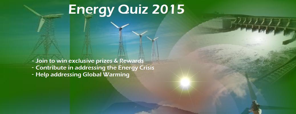 Energy Quiz 2015