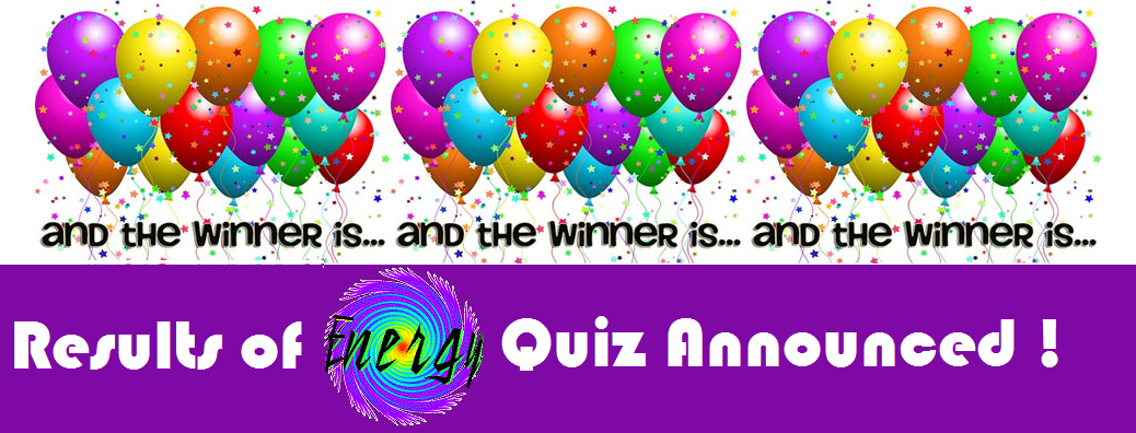 Results of Energy Quiz 2015