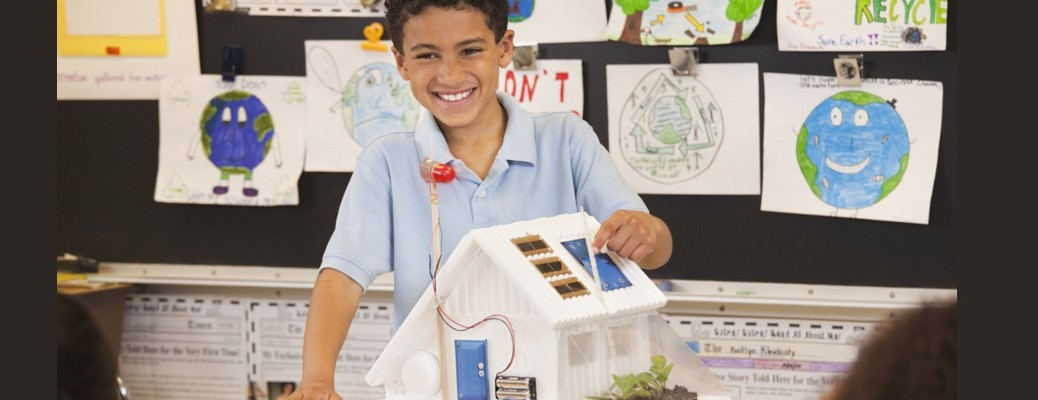 'Energy Mission' – A Free Project for Green Partner Schools