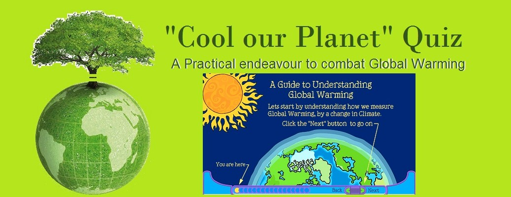 'Cool our Planet' Quiz – Recent Activity of GLA