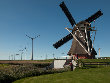 3. origins of wind power