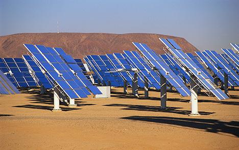 5. solar energy
