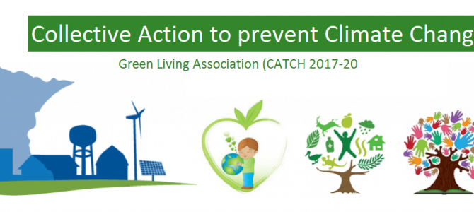 Collective Action to prevent Climate Change (CATCH)