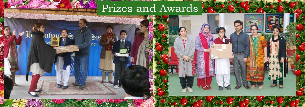 Prizes & Awards