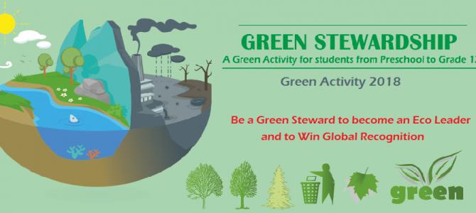 Green Stewardship 2018