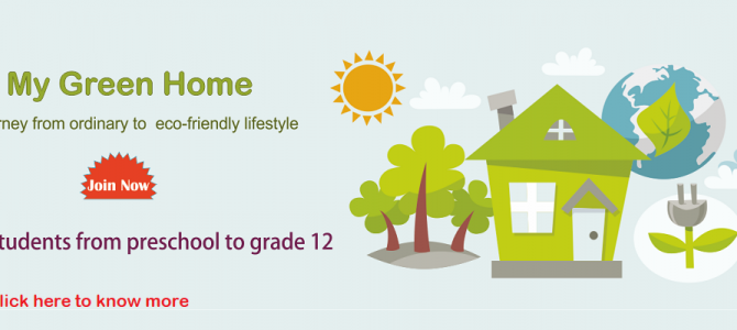My Green Home Activity