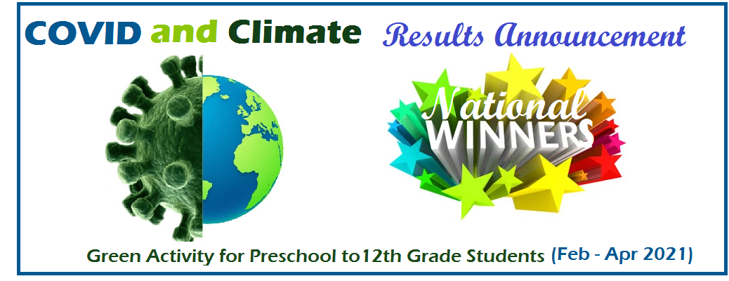 COVID & Climate Activity – Results Announcements