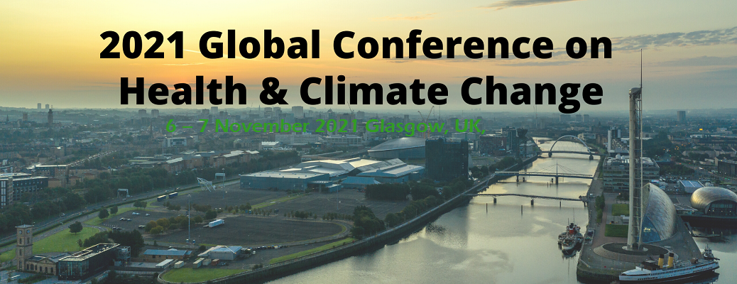 2021 Health and Climate Change Global Conference